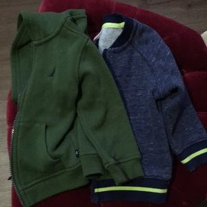Other - Nautica and Gymboree jackets, 12-18